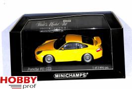 Porsche 911 GT3 - Speed Yellow