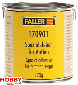 Special glue for outside use 220g