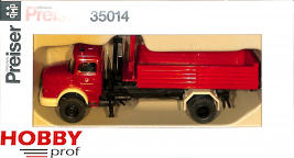 Lorry Chassis for diff. bodies WAF