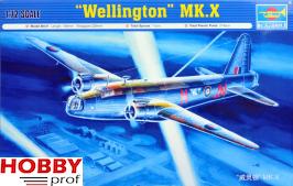 "Trumpeter ""Wellington"" MK.X 1:72 #01628"