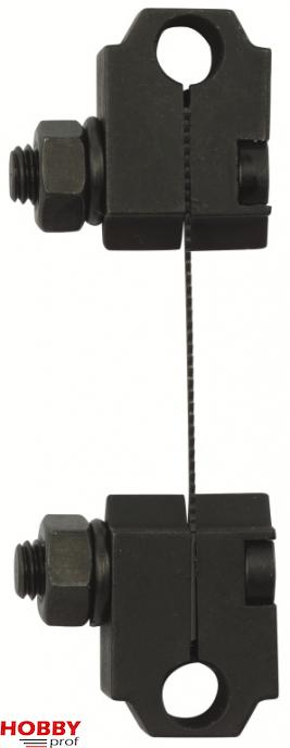 Proxxon klemsteen voor DS460 2 stuks