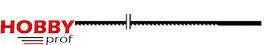 Proxxon Supercut figuurzaagjes 17TPI - 6 stuks