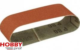 Proxxon Schuurband voor BBS/S K80 5 stuks
