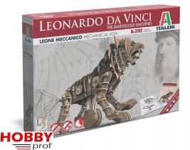 Italeri 3102  Mechanical Lion Leonardo Da Vinci