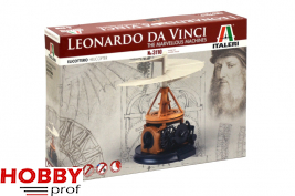 Leonardo Da Vinci - Helicopter Italeri 3110