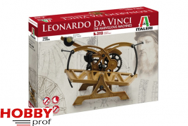 Leonardo Da Vinci - Rolling Ball timer Italeri 3113