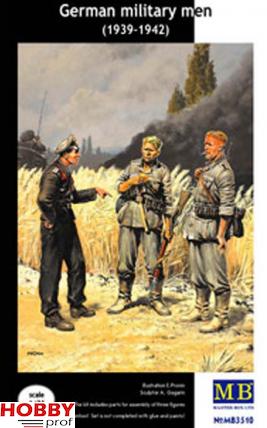 Master Box-LTD #3510 German military men