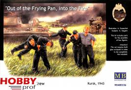 Master Box-LTD #3536 German Tank Crew