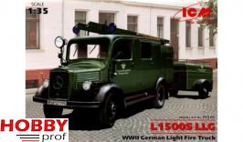 ICM WWII German light fire truck #35526