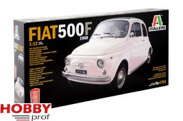 FIAT 500F 1968 bouwdoos 1:12
