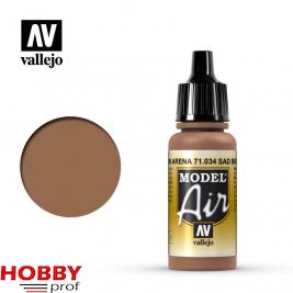 Vallejo model air sand brown