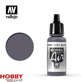 Vallejo model air black metal