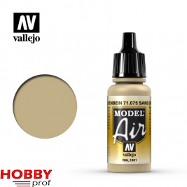 Vallejo model air sand