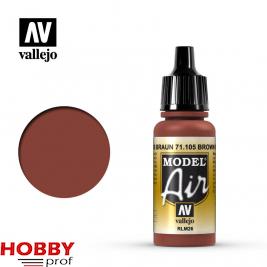 Vallejo model air brown