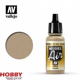 Vallejo model air desert tan 686