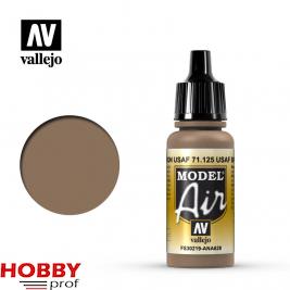 Vallejo model air usaf brown