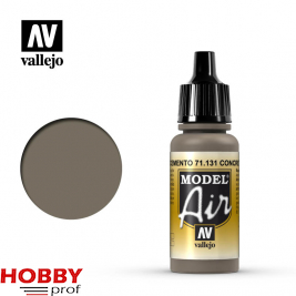 Vallejo model air concrete
