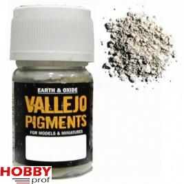 Vallejo pigments titanium white