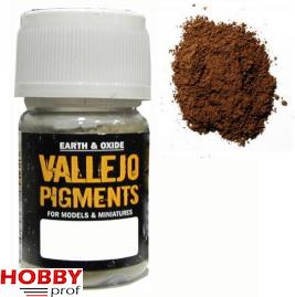 Vallejo pigments natural sienna