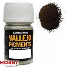 Vallejo pigments natural umber