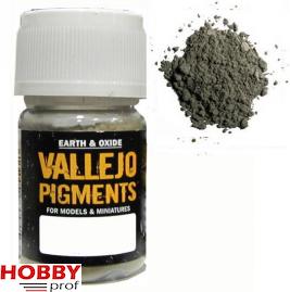 Vallejo pigments light slate grey