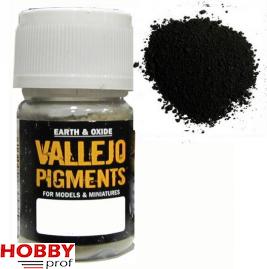Vallejo pigments carbon black (smoke black)