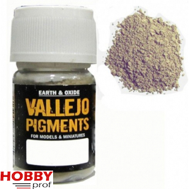 Vallejo pigments european earth