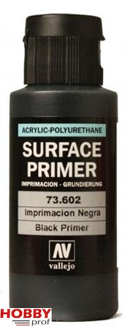 Vallejo surface primer 60ml black