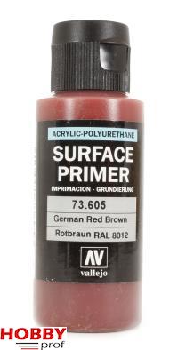 Vallejo surface primer 60ml German Red brown
