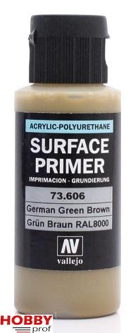 Vallejo surface primer 60ml German Green brown