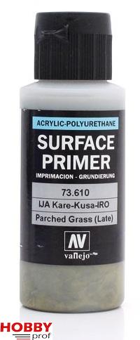 Vallejo surface primer 60ml ija-kare-kusa-iro parched grass (late)