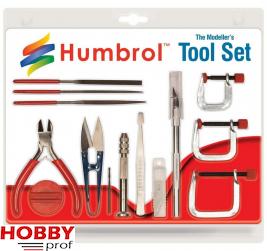 Humbrol gereedschapset #9159