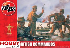 Airfix WWI British Commandos 1:72 #A01732