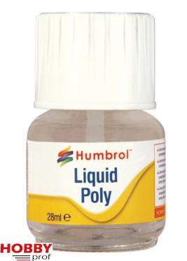 Humbrol Liquid Poly modelbouwlijm