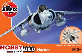 Airfix Quickbuild Harrier #AJ6009