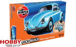 Airfix Quickbuild Volkswagen Kever blauw #AJ6015