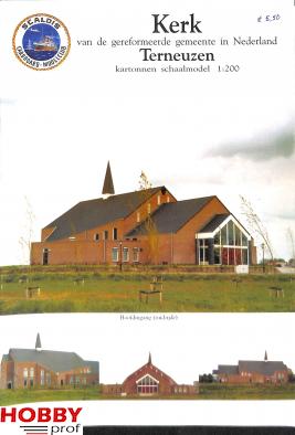 Kerk van de gereformeerde gemeente in Nederland Terneuzen
