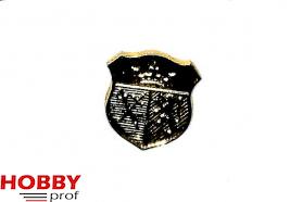 Coat of arms ornament 23x24mm
