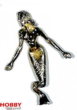 Figurehead, mermaid h. 60mm