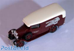 Ford Model AA, Eisenbahn Expressgut 1:87