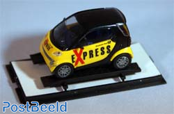 Smart eXpress Deutsche post 1:87