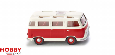 Ford FK 1000 Panorama bus red/cream white