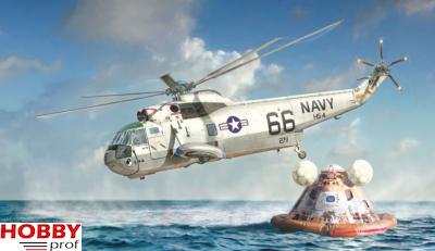 SH-3D Sea King Apollo Recovery